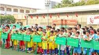 Khai mạc VCK Festival BĐ Học đường TP.HCM năm học 2017-2018