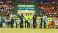 Khai mạc VCK Giải BĐ Nhi Đồng toàn quốc 2018