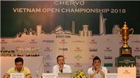 2 xe Mercedes giải thưởng tại Chervo Vietnam Open Championship 2018
