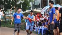 Chạy tiếp sức kiểu Nhật Bản ở Việt Nam