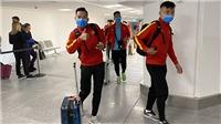 Tuyển futsal Việt Nam đã đến Tây Ban Nha tập huấn