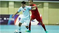 Việt Nam thua chủ nhà Indonesia ở trận tranh HCĐ futsal AFF 2018