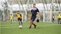Ryan Giggs giúp Nghệ An, Hà Tĩnh đào tạo tài năng trẻ