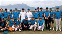Chi nhánh Vietnam Airlines tại Hong Kong tổ chức giải golf hữu nghị
