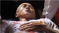 Cựu tiền đạo U23 Việt Nam hôn mê, sùi bọt mép trên sân Hàng Đẫy