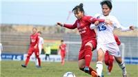 Vòng 8 giải nữ VĐQG – Cúp Thái Sơn Bắc 2020: Ứng viên vô địch khởi động