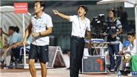 Quảng Nam FC 2–1 CLB TPHCM: Thua trận, HLV Miura vẫn tin đội nhà trụ hạng thành công