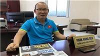 Vì tuyển Việt Nam, thầy Park không dự lễ bốc thăm vòng loại World Cup 2022