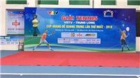Nghệ An: Bế mạc Giải Quần vợt VRTV - Trung Long tranh Cúp Hoàng đế Quang Trung