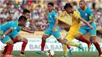 Sao U23 lỡ 5 cơ hội ghi bàn, SLNA thua đau trên sân nhà
