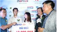 U23 Việt Nam và Văn Toàn 'tạo sóng' ở lễ trao giải 'Fair - Play' 2017
