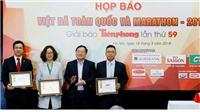 Giải Việt dã toàn quốc và Marathon báo Tiền Phong 2019: Đổi mới ở tuổi 60!