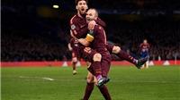 Đêm của Messi: Sau 730 phút, chiến lũy cuối cùng mang tên Chelsea đã sụp đổ