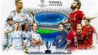 Dự đoán có thưởng chung kết Champions League Real Madrid - Liverpool