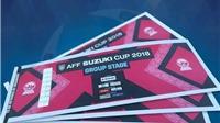 Video hướng dẫn mua vé bóng đá online ĐT Việt Nam ở bán kết AFF Cup 2018