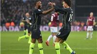 Video West Ham 0-4 Man City: Đội quân của Guardiola thị uy sức mạnh