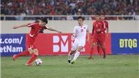 ĐIỂM NHẤN Việt Nam 1-1 Triều Tiên: Ông Park hài lòng. Tiến Linh đạt kì vọng. Vẫn 'chết' vì bóng chết
