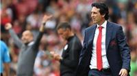Vấn đề của Arsenal: Unai Emery trăm mối lo