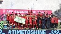 CHẤM ĐIỂM Việt Nam: Thày trò HLV Park Hang Seo xứng đáng điểm 10 cho 'chất lượng'