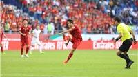 Vì sao trọng tài cho Jordan được đá phạt gián tiếp trong bàn thua của Việt Nam?