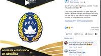 TRANH CÃI: Bóng đá Indonesia rối loạn, vẫn giành giải Liên đoàn của năm
