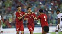 CHẤM ĐIỂM U23 Việt Nam: Việt Hưng vẫn là ngôi sao.Hoàng Đức chỉ tròn vai