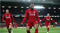 Trực tiếp bóng đá: Liverpool đấu với Napoli (23h00 ngày 28/7)