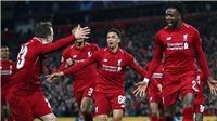 Trực tiếp bóng đá Liverpool vs Napoli (23h00 hôm nay)
