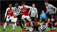 TRỰC TIẾP BÓNG ĐÁ: Newcastle vs Arsenal (20h00 hôm nay). Ngoại hạng Anh vòng 1