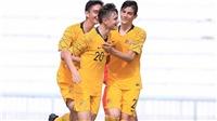 Trực tiếp bóng đá: U18 Campuchia vs U18 Australia (16h30 hôm nay). Trực tiếp U18 Đông Nam Á