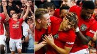 Tin bóng đá MU 1/7: Đại thắng Brighton, MU áp sát Chelsea. Quyết định chốt vụ Sancho