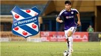 Văn Hậu ra mắt CLB mới SC Heerenveen (Hà Lan)