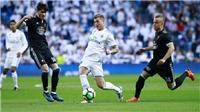 Link xem trực tiếp bóng đá. Real Madrid vs Valencia. Trực tiếp bóng đá Tây Ban Nha