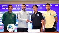 Kết quả bóng đá vòng loại World Cup 2022 bảng G: Indonesia vs Thái Lan, Malaysia vs UAE