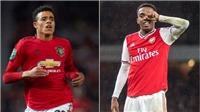 TRỰC TIẾP BÓNG ĐÁ: MU vs Arsenal (2h00 ngày 1/10). Trực tiếp bóng đá Anh. K+. K+PM