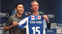 Xem trực tiếp bóng đá Đoàn Văn Hậu ra mắt trận Heerenveen vs Utrecht ở đâu?