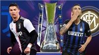 Link xem trực tiếp trận Inter vs Juventus (1h45 ngày 7/10). Trực tiếp bóng đá Ý trên FPT Play