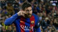Lionel Messi: Cầu thủ đầu tiên trong lịch sử ghi bàn ở 15 mùa giải C1 liên tiếp