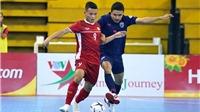 Trực tiếp bóng đá hôm nay: Futsal Thái Lan vs Indonesia, chung kết futsal Đông Nam Á (VTC3)