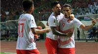 TRỰC TIẾP BÓNG ĐÁ: UAE vs Indonesia, Việt Nam vs Malaysia. VTC1, VTC3, VTV6, VTV5