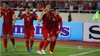 FPT trực tiếp bóng đá hôm nay: Việt Nam đấu với UAE (20h00). Xem trực tuyến VTC1, VTC3, VTV6, VTV5