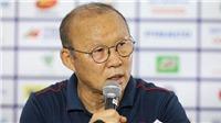 """HLV Park Hang Seo: """"Tôi tôn trọng Campuchia. Việt Nam có khi phải đá bằng... tinh thần"""""""
