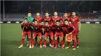 Lịch thi đấu U23 châu Á 2020 trên VTV: Lịch thi đấu VCK U23 châu Á của Việt Nam