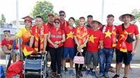 U22 Việt Nam vs Thái Lan: CĐV Việt hâm nóng bầu không khí, an ninh được thắt chặt
