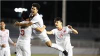 Lịch thi đấu U23 châu Á 2020: VTV6 trực tiếp bóng đá tứ kết U23 châu Á hôm nay
