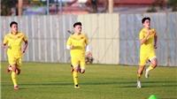 Hai cầu thủ U23 Việt Nam vắng mặt trong chuyến đi thăm sân đấu với UAE