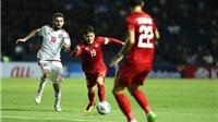 Tin tức bóng đá U23 Việt Nam vs Triều Tiên hôm nay 15/1: UAE sẽ không dàn xếp với Jordan