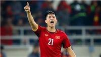 Đội hình thi đấu U23 Việt Nam: Đình Trọng, Trọng Hùng đá chính, ông Park chơi tất tay
