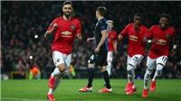 Lịch thi đấu Ngoại hạng Anh: MU vs Aston Villa. K+, K+PM trực tiếp bóng đá Anh