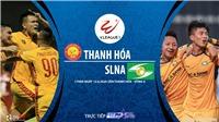 Link xem trực tiếp Thanh Hóa vs SLNA. Trực tiếp bóng đá Việt Nam